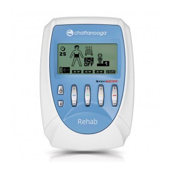 Chattanooga Rehab. Electroestimulador 4 canales